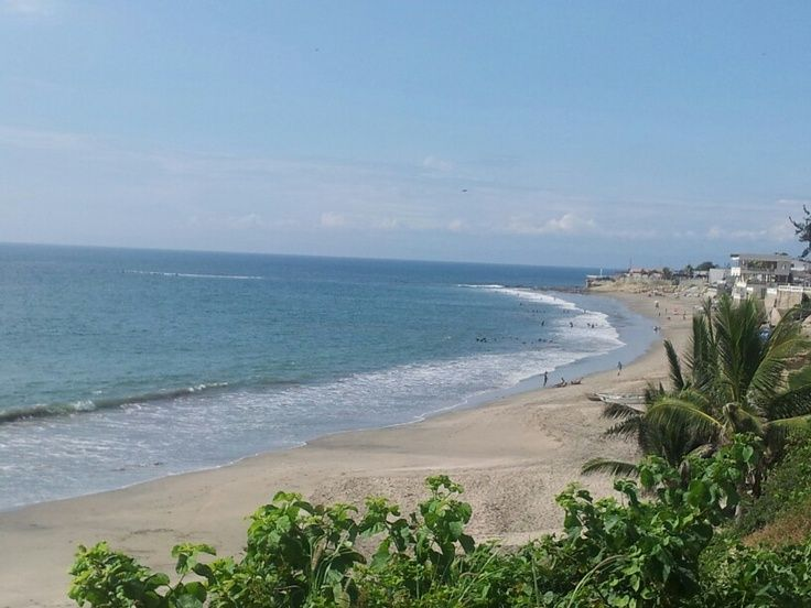 Ballenita beach, Santa Elena - Ecuador Beaches – Top 16 Beaches and Where to Stay