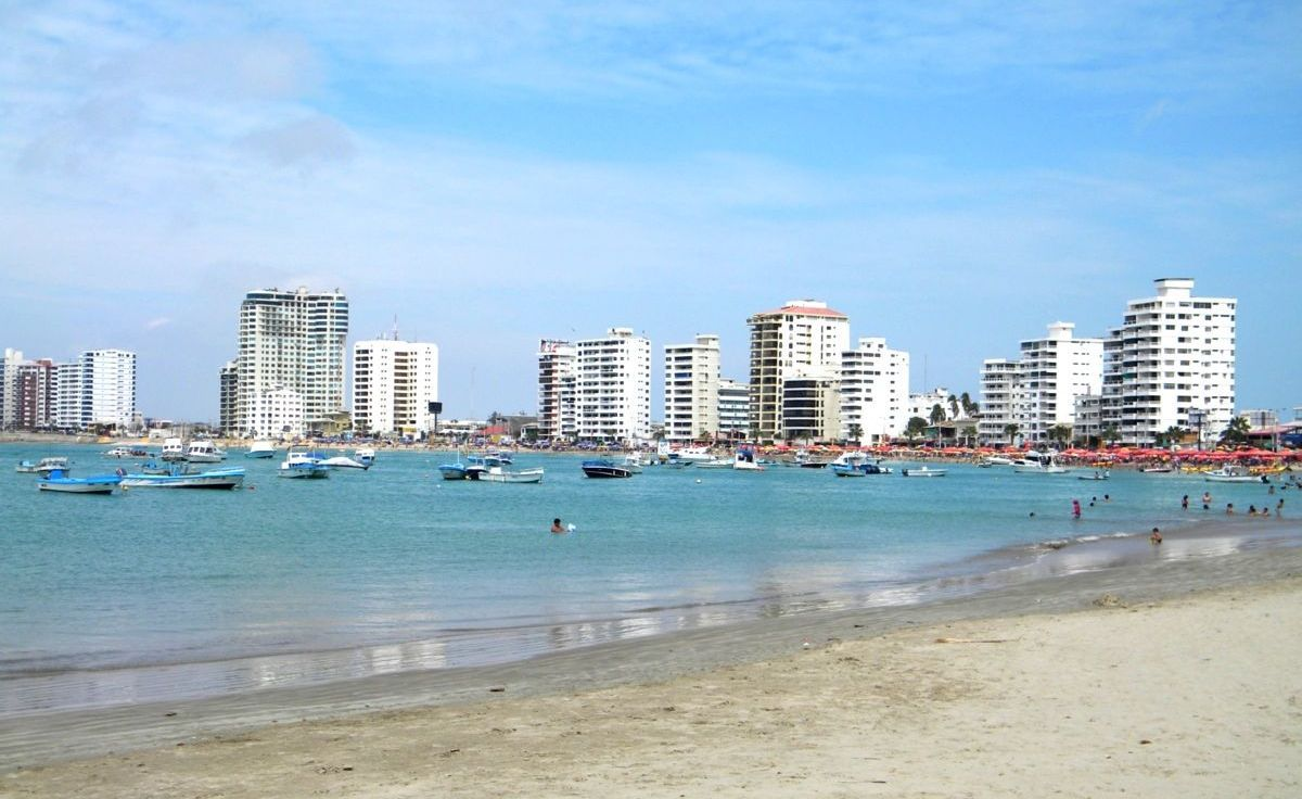 Salinas Beach Santa Elena - Ecuador Beaches – Top 16 Beaches and Where to Stay