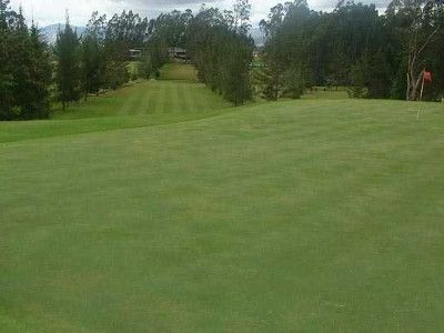 Golf course in Cuenca