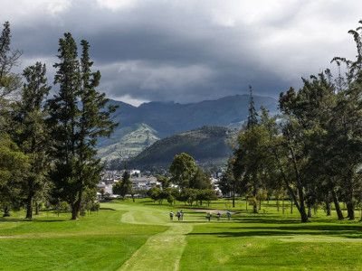 Quito Tennis and Golf Club